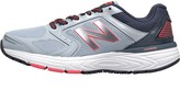 New Balance Womens W560 V7 Neutral Running Shoes Grey