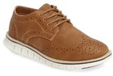 Steve Madden Boy's Bmat Oxford Sneaker