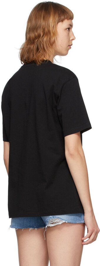 Thumbnail for your product : Sjyp Black Logo T-Shirt