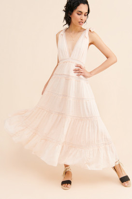 Free People Lily Of The Valley Maxi Dress