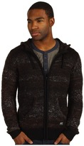 Diesel Kooks Sweater Hoodie (Charcoal) - Apparel