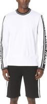Calvin Klein Jeans Sports Logo Long Sleeve Tee