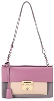Salvatore Ferragamo Aileen leather shoulder bag