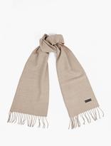 Lanvin Natural Wool Scarf