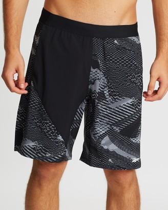 Reebok Performance Speedwick Speed All-Over-Print Shorts