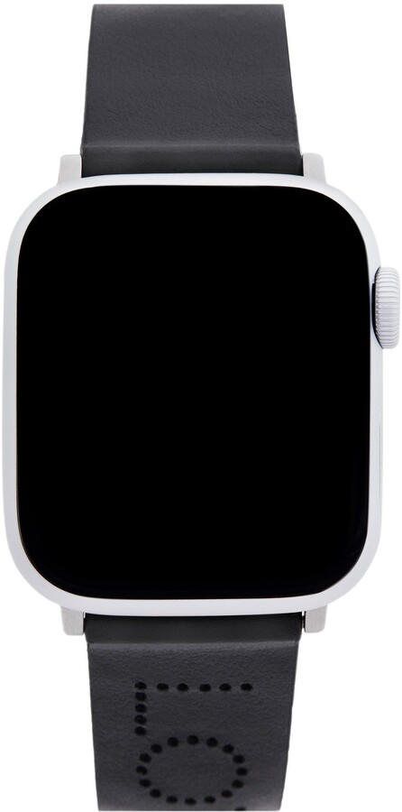 Rebecca Minkoff Love Detail Leather Apple Watch® Strap
