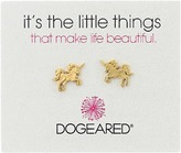 Dogeared Little Things Unicorn Stud Earrings Earring