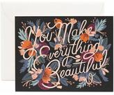 Rifle Paper Co. Everything Beautiful Card