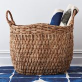 west elm Oversize Seagrass Basket