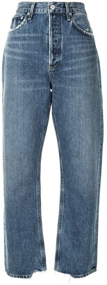 AGOLDE 90's High-Rise Straight Jeans