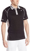 Head Men's Hybrid Performance Polo Shirt