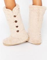 Bedroom Athletics Grace Knee Length Slipper Boot