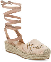 Nanette Lepore Nanette by Beatriz Flatform Espadrilles Women's Shoes