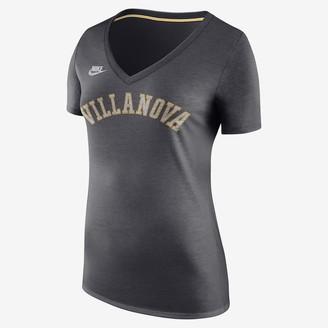 Nike Women's V-Neck T-Shirt College (Villanova)