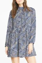 BB Dakota Triston Print Dress
