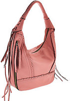 Oryany As Is Soft Nappa Leather Hobo - Michelle
