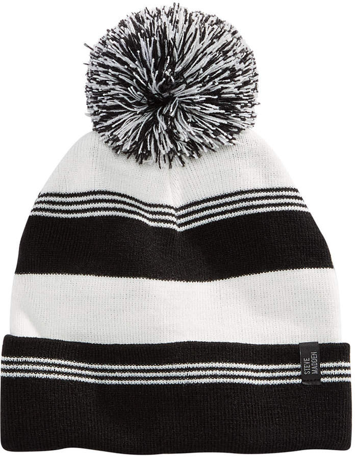 e667d3eaff75b Mens Pom Pom Hats - ShopStyle