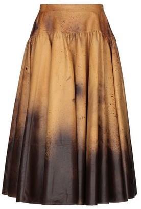 Calvin Klein 3/4 length skirt