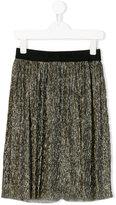 Little Marc Jacobs pleated midi skirt