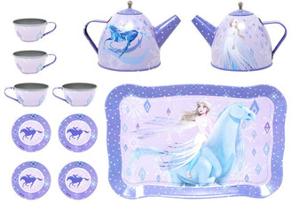 Pink Poppy Frozen 2 Elsa & The Waterhorse Tea Set