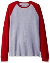 Levi's Men's Kelly Basebal Raglan Long Sleeve Thermal