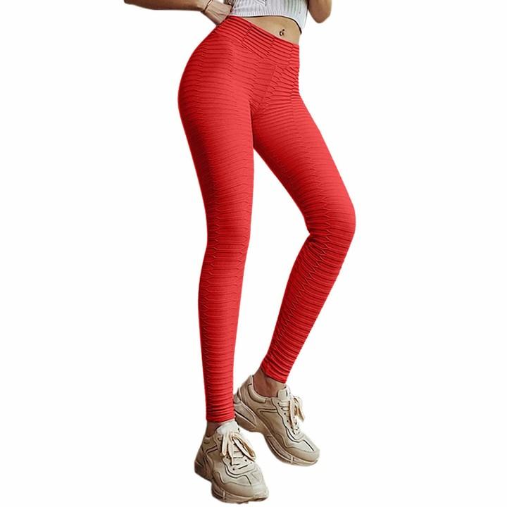Heekpek Womens High Waisted Gym Legging Yoga Pants Tummy Control Workout Fitness Legging Camo Seamless Leggings