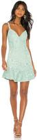 Alice + Olivia Rapunzel Mini Dress