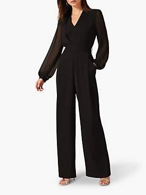 Phase Eight Audrey Jumpsuit, Black
