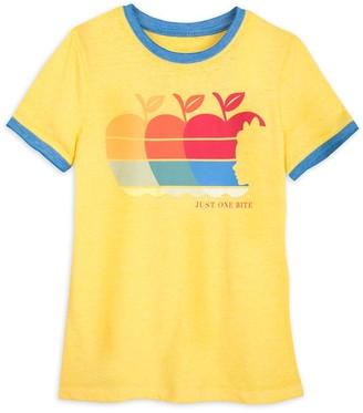 Disney Snow White Ringer T-Shirt for Women