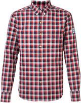 Moncler Gamme Bleu checked button-down shirt - men - Cotton - 0