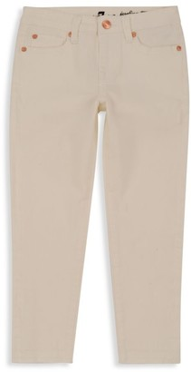 7 For All Mankind Girl's Josefina Slim Stretch Jeans