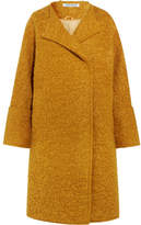 Elizabeth and James Palmoa Bouclé Coat - Copper
