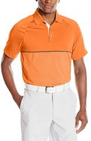 Cutter & Buck Men's CB Drytec Junction Stripe Hybrid Polo