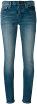 Saint Laurent skinny jeans - women - Cotton/Spandex/Elastane - 26