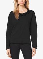 Michael Kors Embellished Sweatshirt