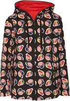 Fendi Reversible printed shell jacket