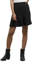 Kenneth Cole Flared Sweater Knit Skirt