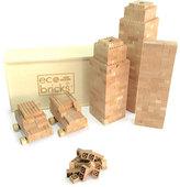 Once Kids Eco Bricks Blocks, 250-Piece Set