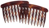 DCNL Hair Accessories Tortoise 3 Inch Fine Hair Side Comb