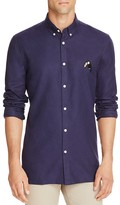 Barney Cools Excursion Toucan Slim Fit Button Down Shirt