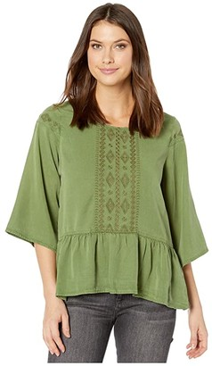 Ariat Audrey Top (Pacific Pines) Women's Clothing