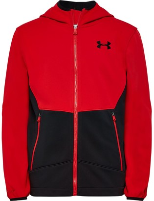Under Armour Boys 4-7 Soft Zip-Front Jacket