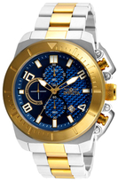 Invicta Pro Diver Stainless Steel Chronograph Quartz Watch, 48mm
