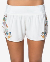 O'Neill Juniors' Embroidered Maui Shorts