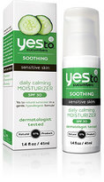 Ulta Yes to Yes To Cucumbers Soothing Sensitive Skin Daily Calming Moisturizer SPF 30