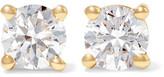 Anita Ko 18-karat Gold Diamond Earrings - one size
