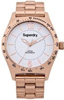 Superdry INFANTRY STEEL Women's watches SYL124RGM