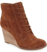 Lucky Brand 'Yelloh' Wedge Bootie (Women)