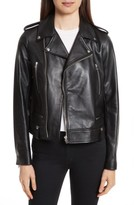 Joseph Women's Ryder Leather Biker Jacket