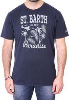 MC2 Saint Barth T-shirt Con Stampa